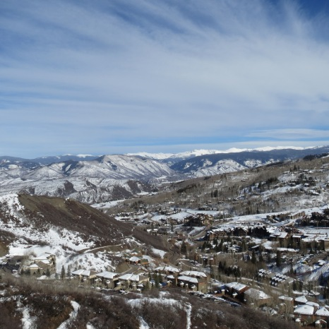 Snowmass, Colorado.