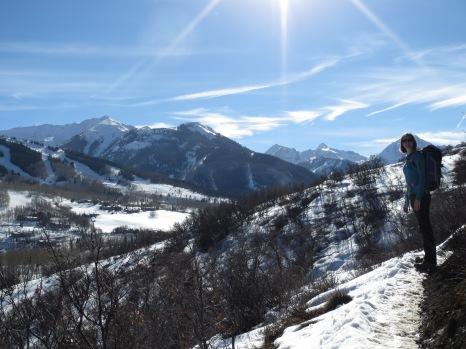 Snowmass, Colorado - Hiking.