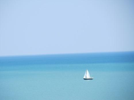 Lake Michigan - Chicago, Illinois.