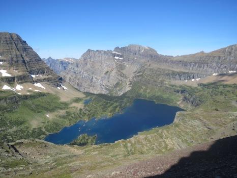 Glacier National Park, Montana - Hidden Lake.